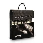 Pack 5 brosses Evolution Soft TERMIX (ø : 17 – 23 – 28 – 32 – 43 mm)