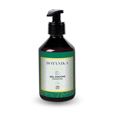 Gel douche Citrus - BOTANIKA